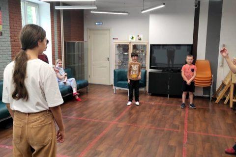 Интенсив «Сценическая речь и мастерство актера» 3-5 августа 2021